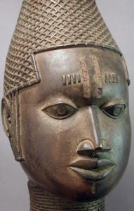 Bronze Queen Mother Benin 171 Ethnix