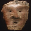 TIMOR BUFFALO SKIN MASK INDONESIA