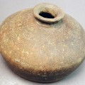 POTTERY CERAMIC POT INCENSE HOLDER VIETNAM