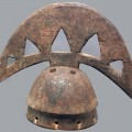 MAGNIFICENT MOSSI MASK BURKINA FASO