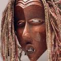 CHOKWE MASK DR CONGO