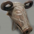TABWA HORNED MASK DR CONGO