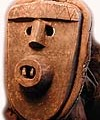 TOMA CEREMONIAL DANCED MASK GUINEA